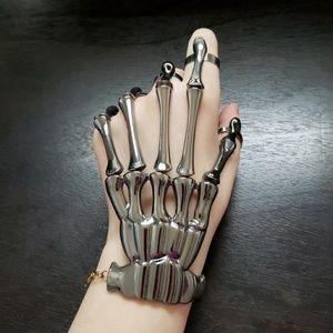 Jewelry - Skeleton Hand Bracelet